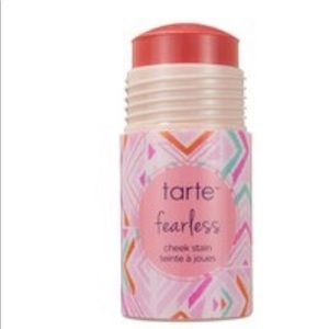 NWT tarte Fearless Cheek Stain Blush